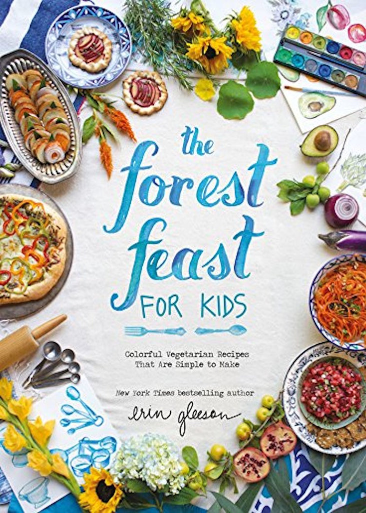Forest Feast for Kids | Colorful Vegetarian Recipes That Are Simple to Make