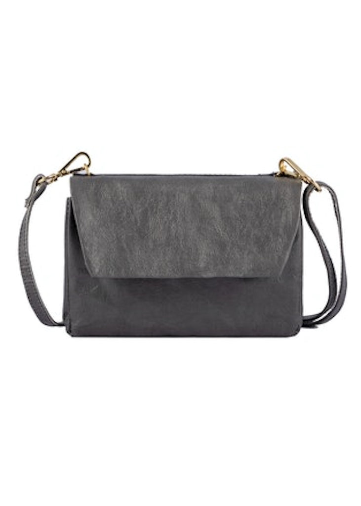 Uashmama | Small Terme Tracolla Bag | Grey