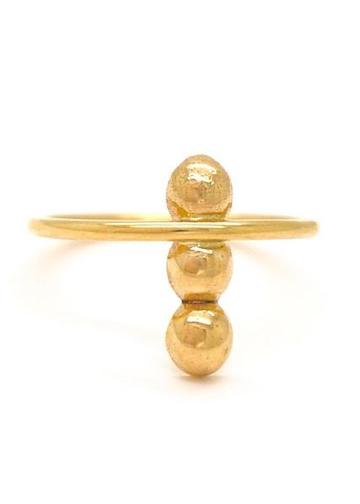 Heorth | Holding Space Ring | 18K Gold