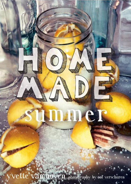 Home Made Summer Cookbook