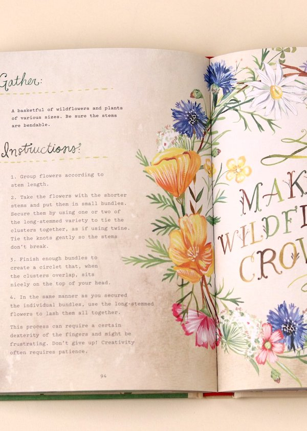 Katie Daisy | How to be a Wildflower