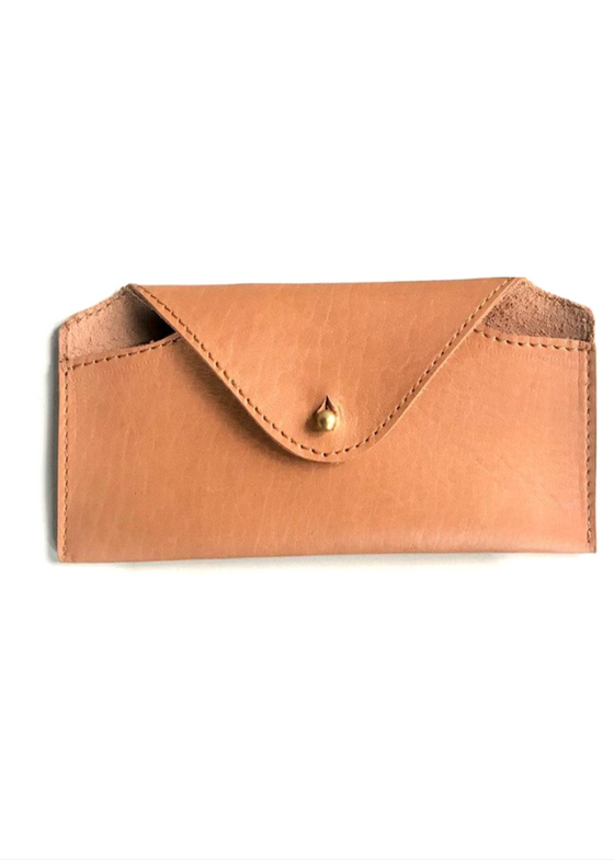 Meyelo | Lily Sunglasses Case | Tan