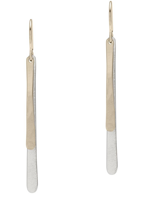 J&I Jewelry | Linear Drop Earring