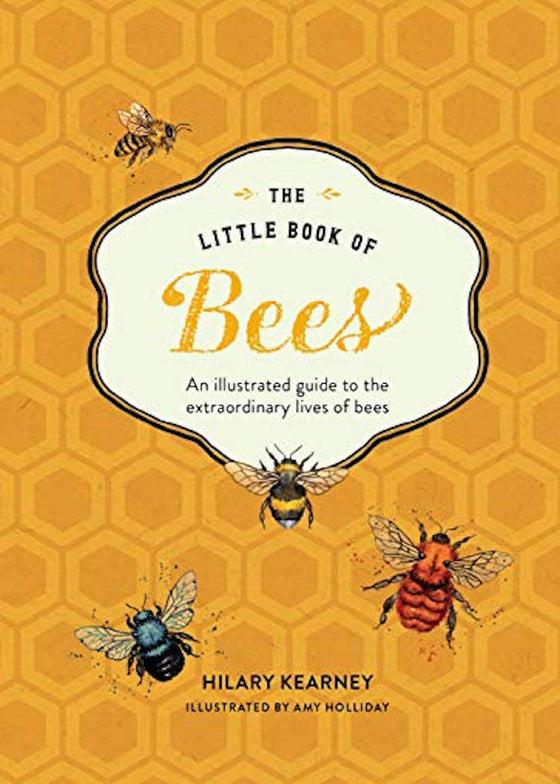 Little Book of Bees: An Illustrated Guide to the Extraordinary Life of Bees