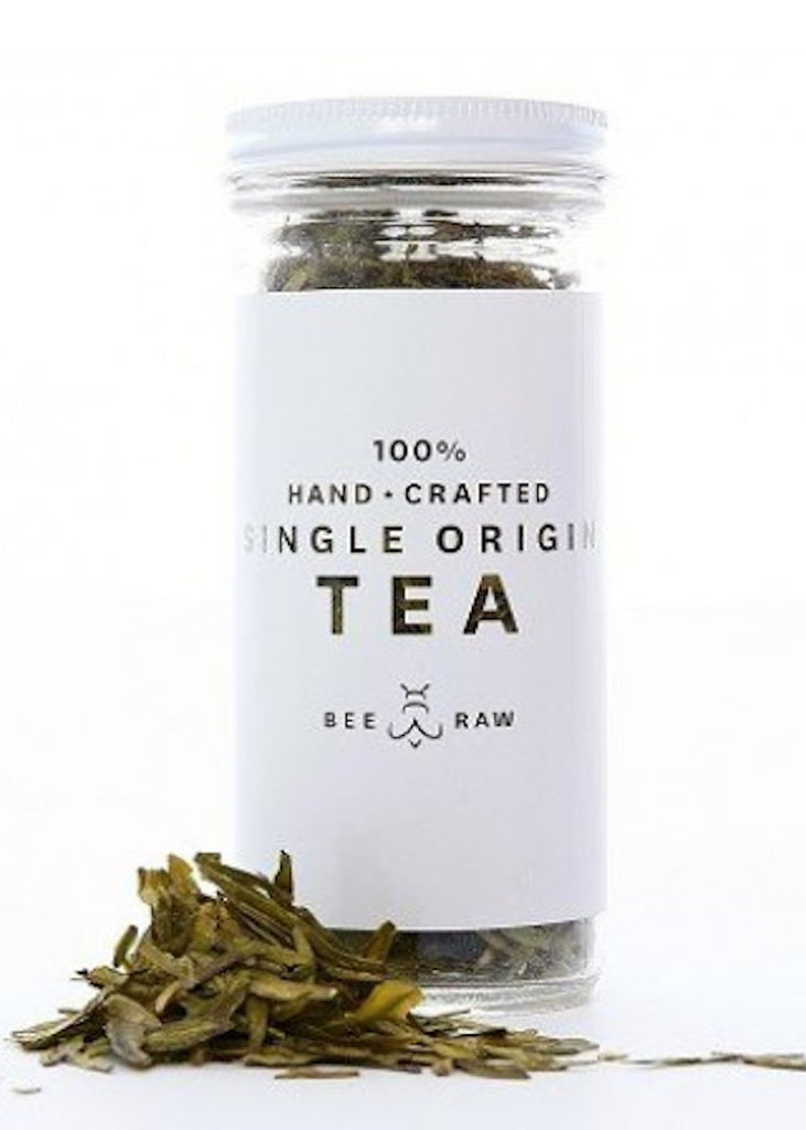 Bee Raw | Lung Ching Green Tea