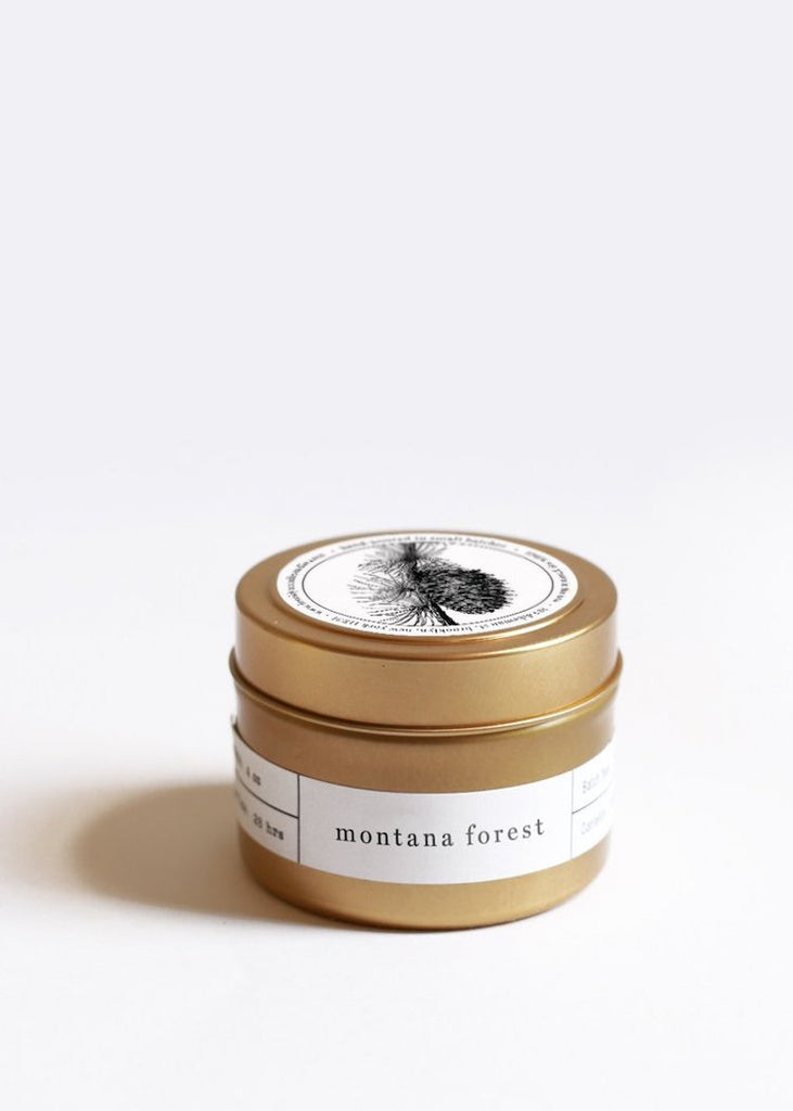 Montana Forest Travel Candle_Brooklyn Candle Studio_The Phoenix DC