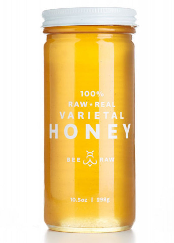 Bee Raw | Raw New York Basswood Honey