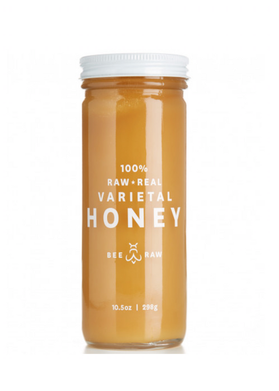 Bee Raw | Raw Oregon Meadowfoam Honey