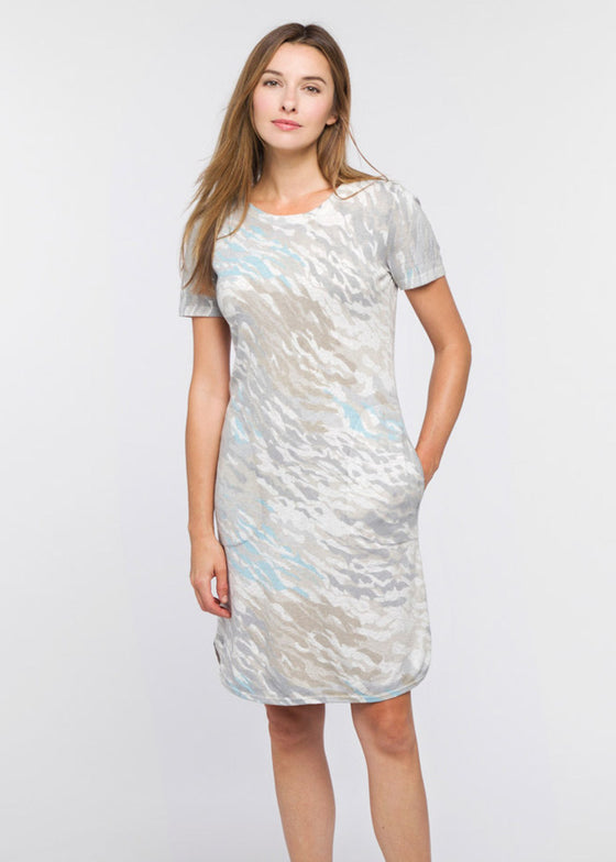 Kinross | Surf Camo Dress