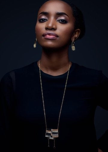 Sidai Designs | Kisongo Necklace Black