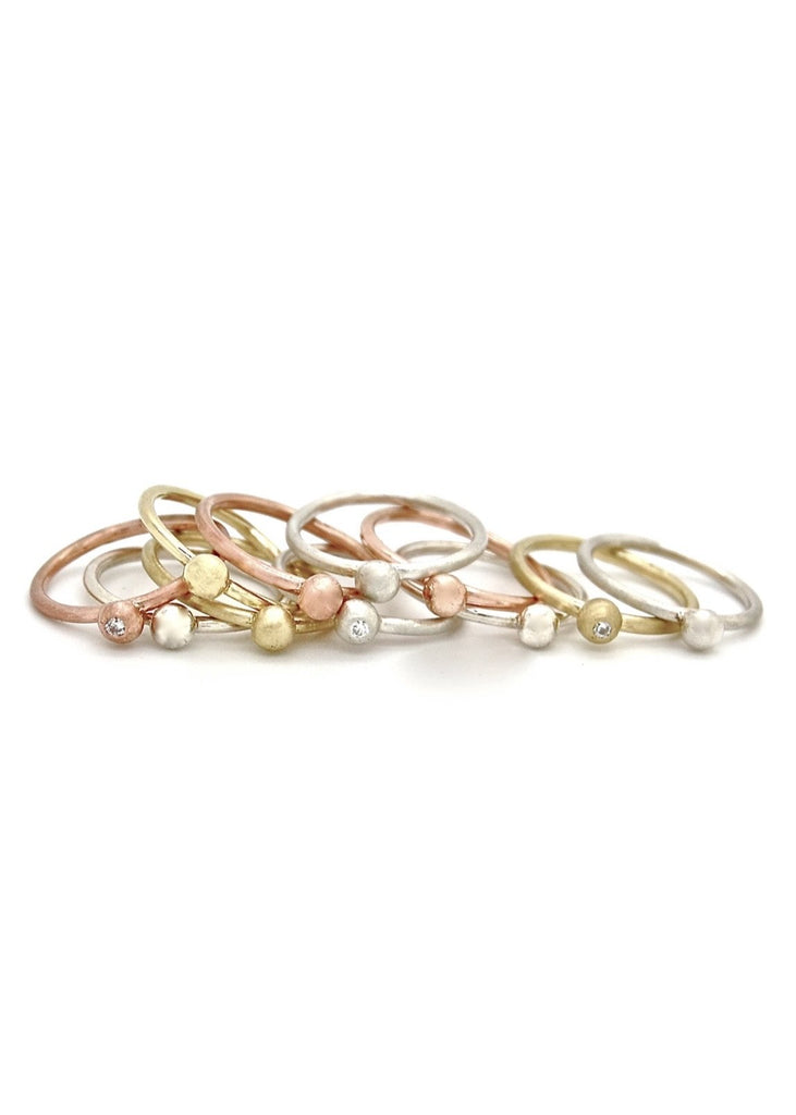 Heorth | Spotlight Rings