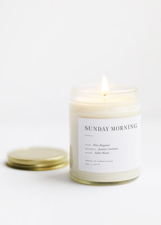 Love Potion Minimalist Candle_Brooklyn Candle Company_The Phoenix DC