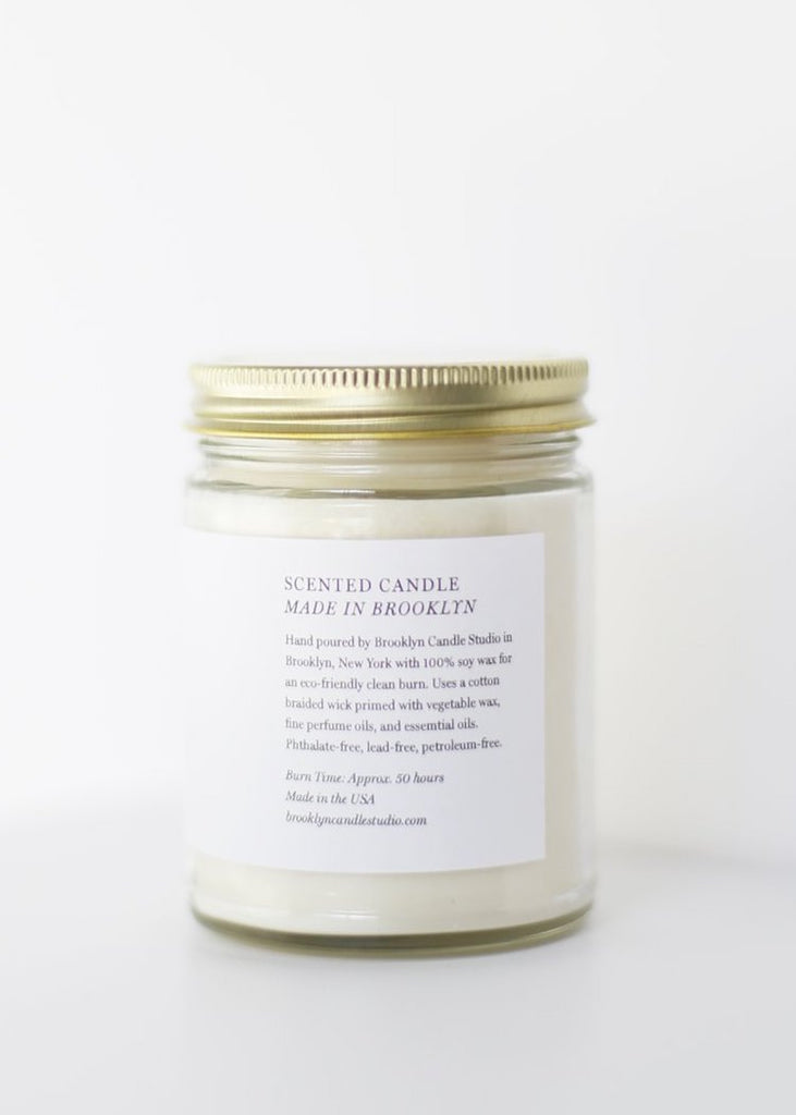 Sweet Fig Minimalist Candle