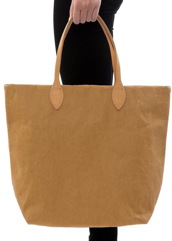 Uashmama | Large Totty Bag | Camel