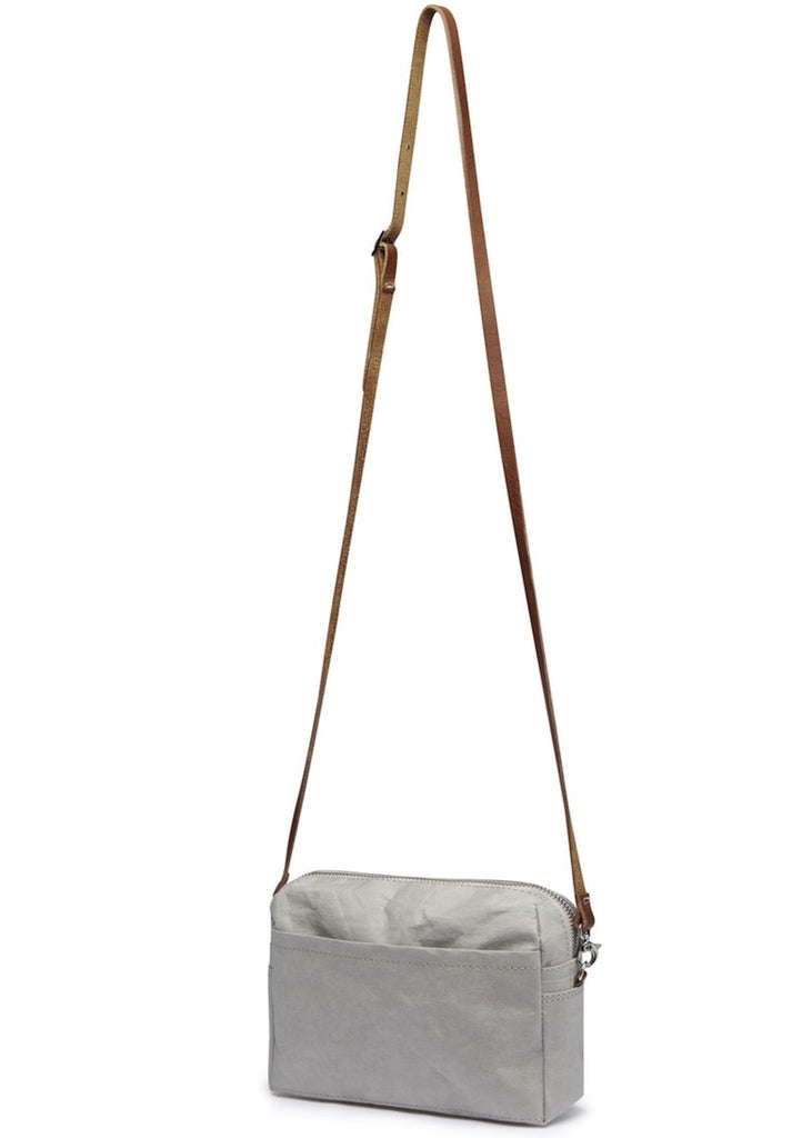 Uashmama Tracolla Grey Bag