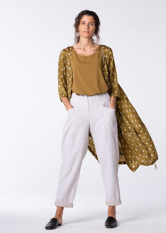 OSKA | Ellin Trousers | Savanna