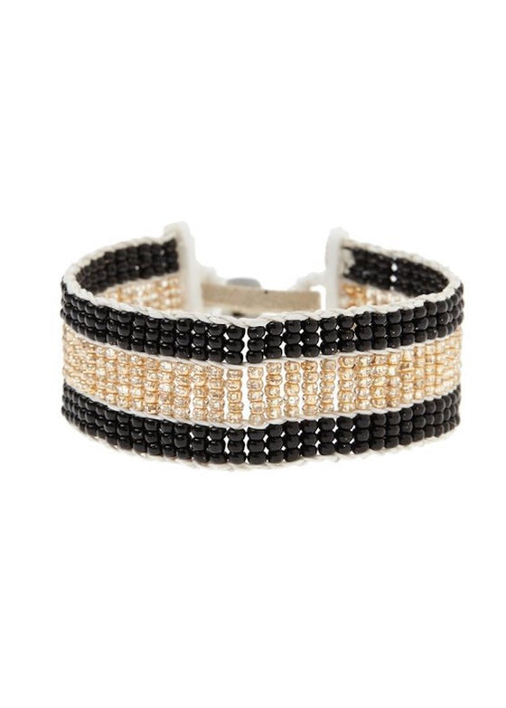 Warrior Bracelet | Narrow Stripe