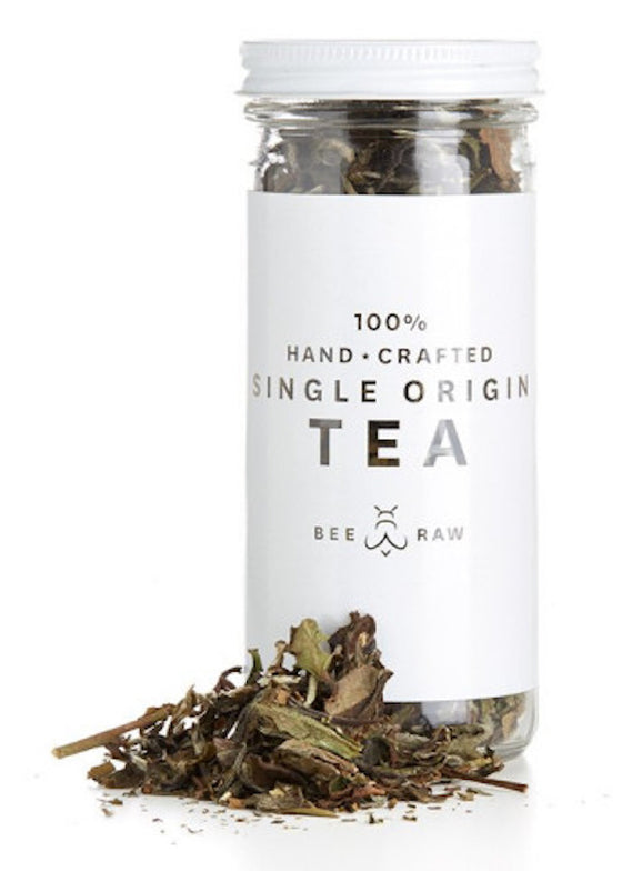 Bee Raw | White Peony Tea