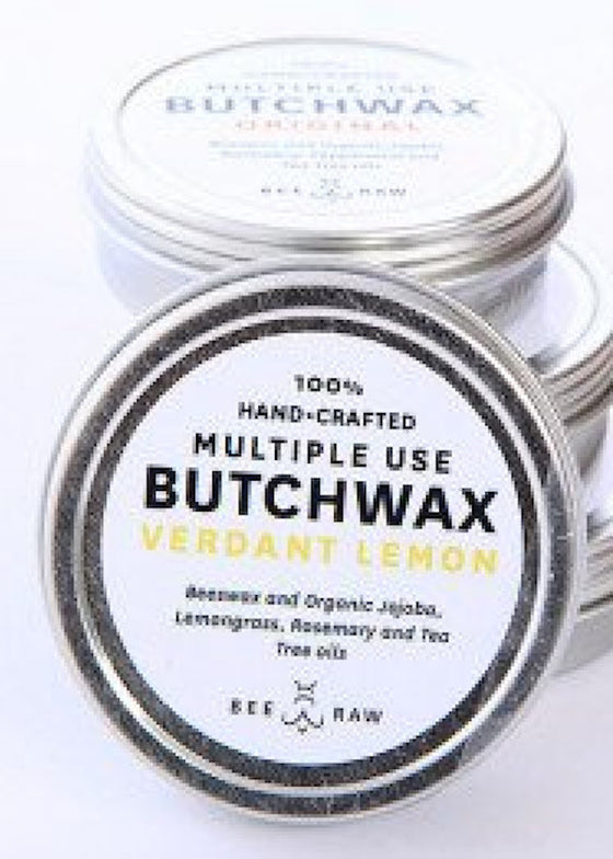 Bee Raw | Butchwax Verdant Lemon