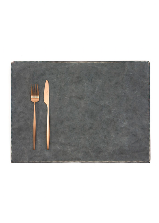 UASHMAMA | Dark Grey Placemat