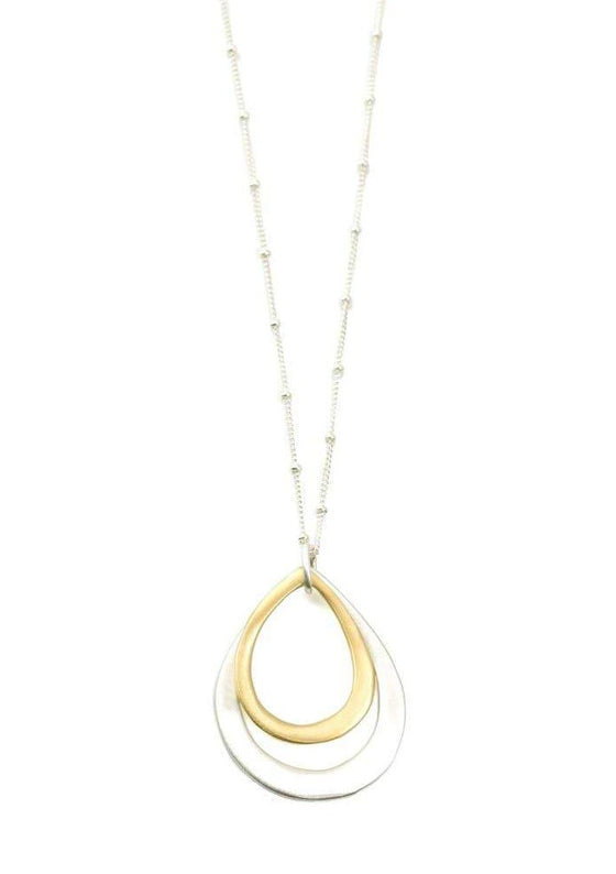 Philippa Roberts | Small + Med Drops Necklace
