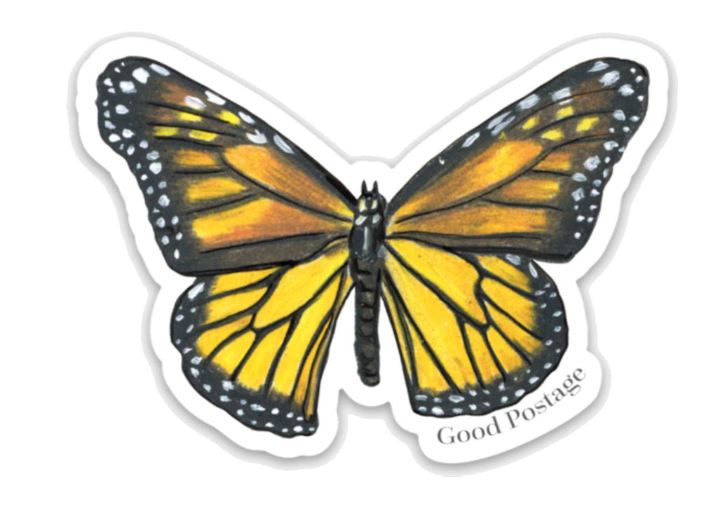 Good Postage - Butterfly Sticker