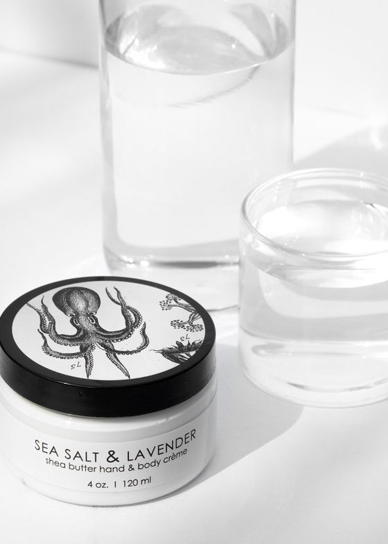 Formulary 55 | Sea Salt + Lavender Hand Creme