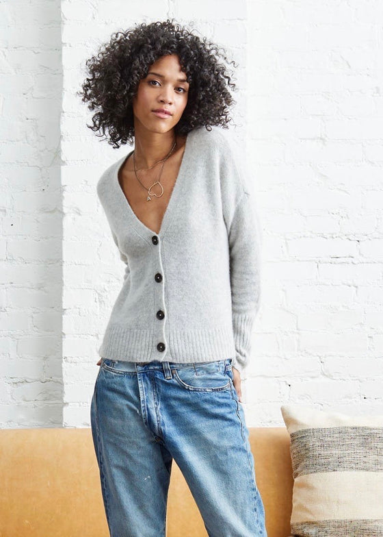 Not Monday | Delilah Cloud Cashmere Cardigan