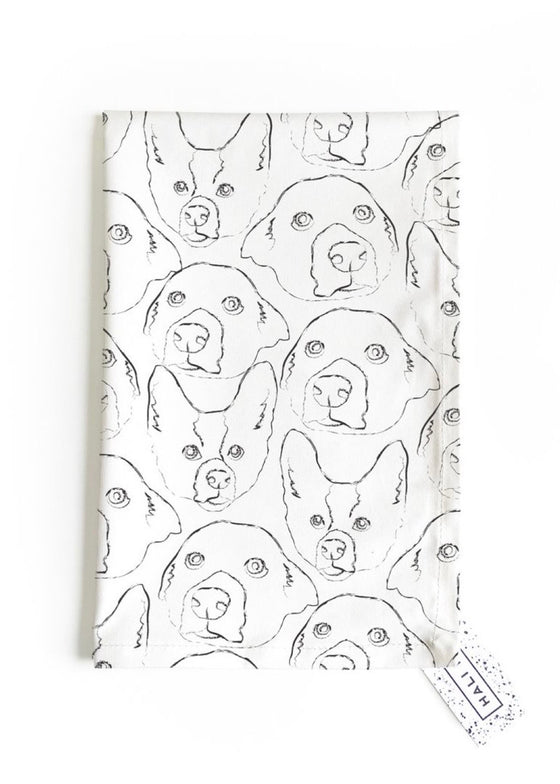 Eco-Friendly Tea Towel