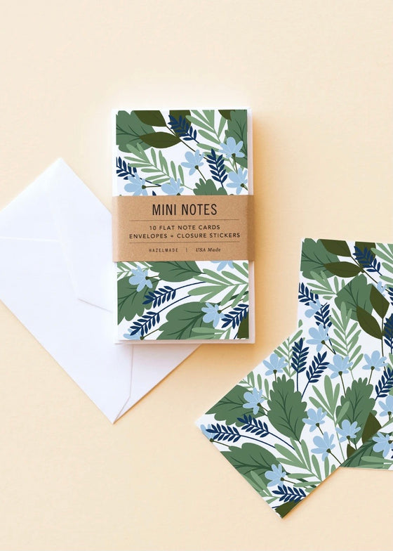HAZELMADE | Little Note Blue Bouquet
