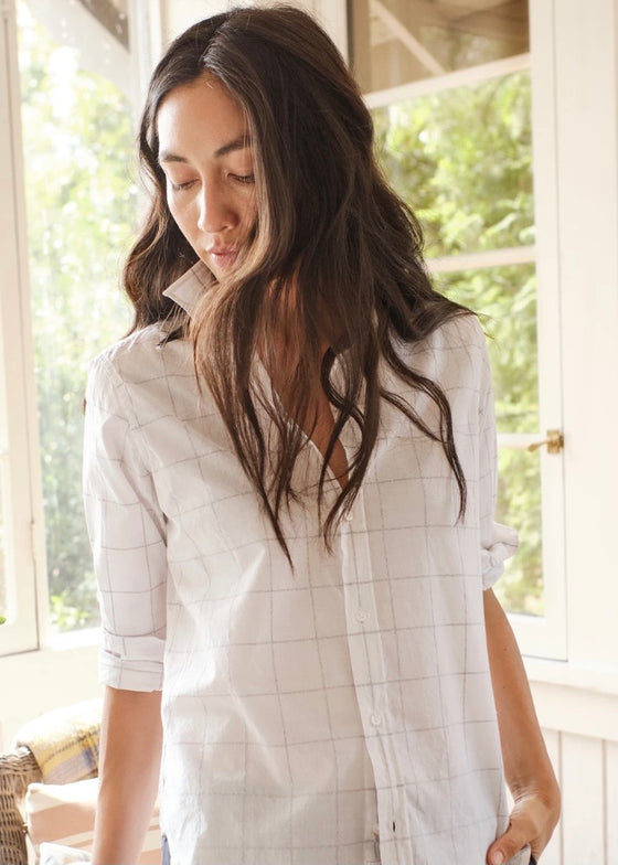 Frank & Eileen | Frank Woven Button-Up