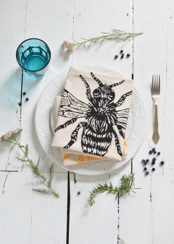 Tea Towel | Honeybee