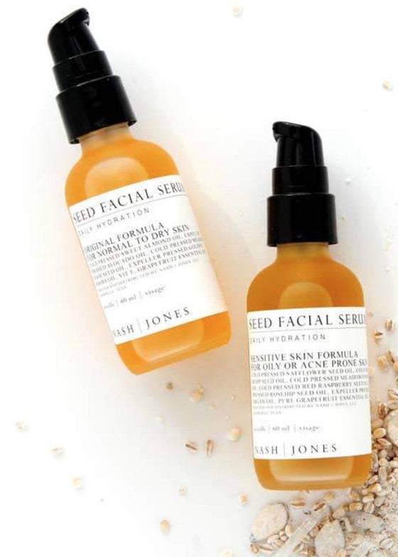 Nash + Jones | Seed Facial Serum