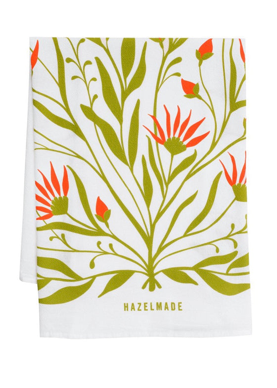 Hazelmade | Bold Florals Kitchen Towel
