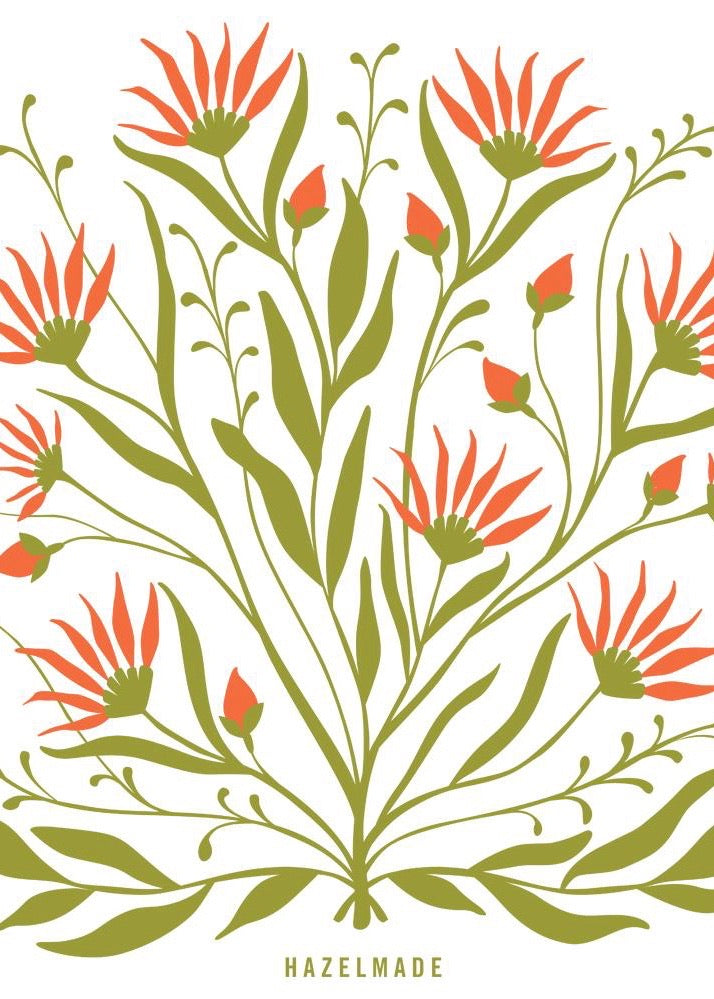 Hazelmade | Kitchen Towel Bold Florals