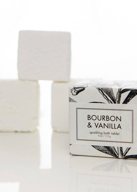 Formula 55 | Bourbon + Vanilla Bath Tablet