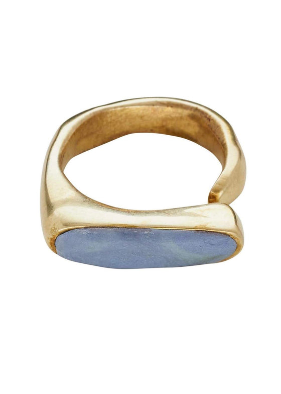 Julie Cohn | River Wedgewood Ring