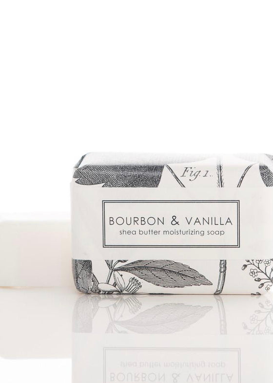 Formulary 55 | Bourbon + Vanilla Bath Bar