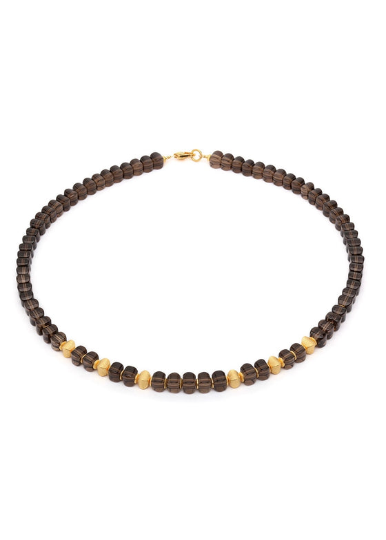 Bernd Wolf | Lanata Smoky Quartz Necklace