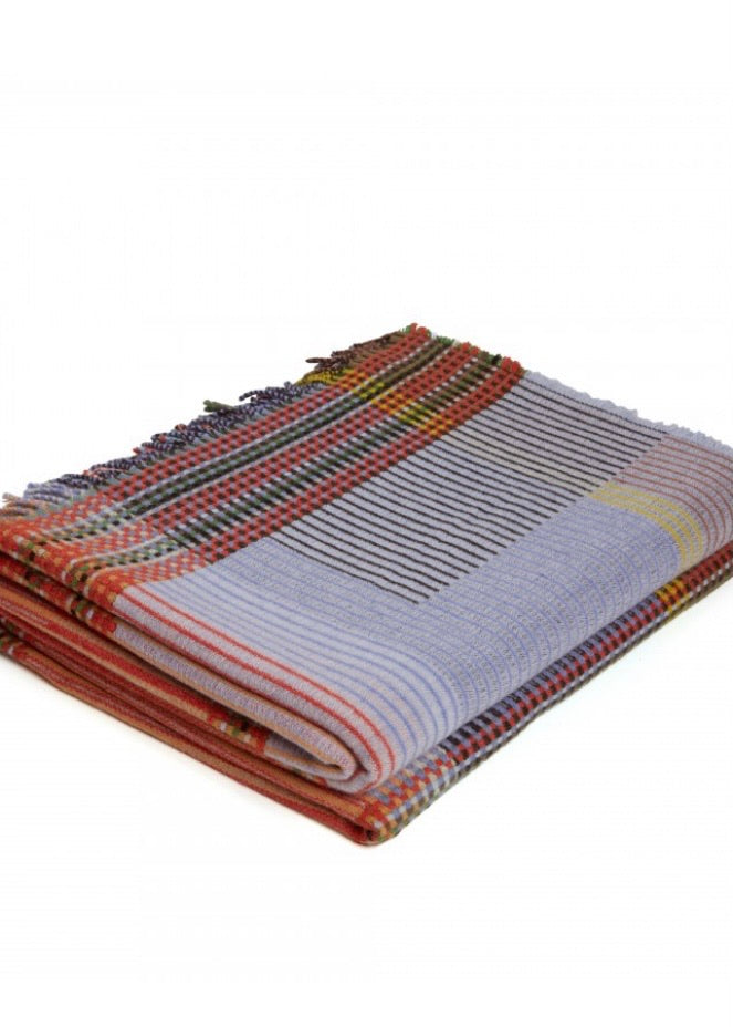 Wallace + Sewell | Wollstonecraft Pinstripe Throw