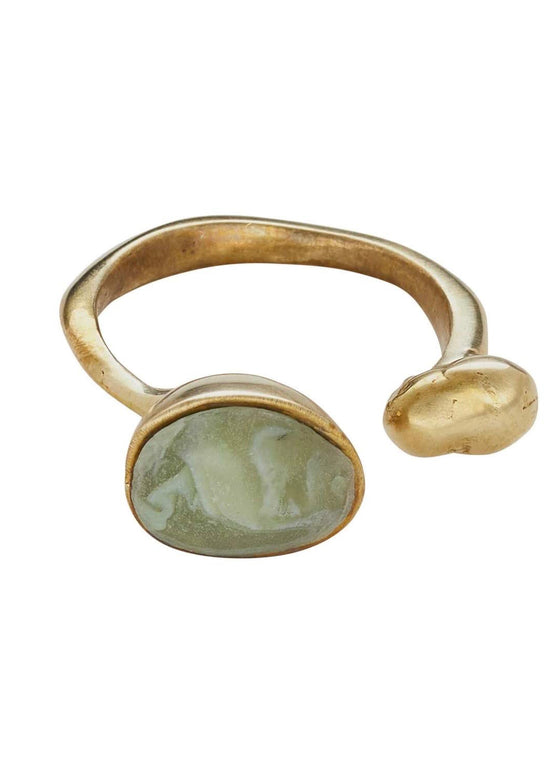 Julie Cohn | Island Moss Ring