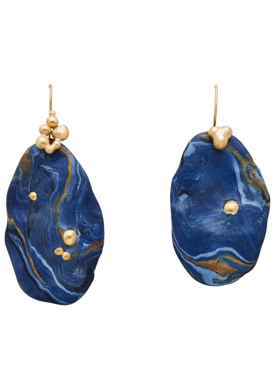 Julie Cohn | Night Sky Clay Earring