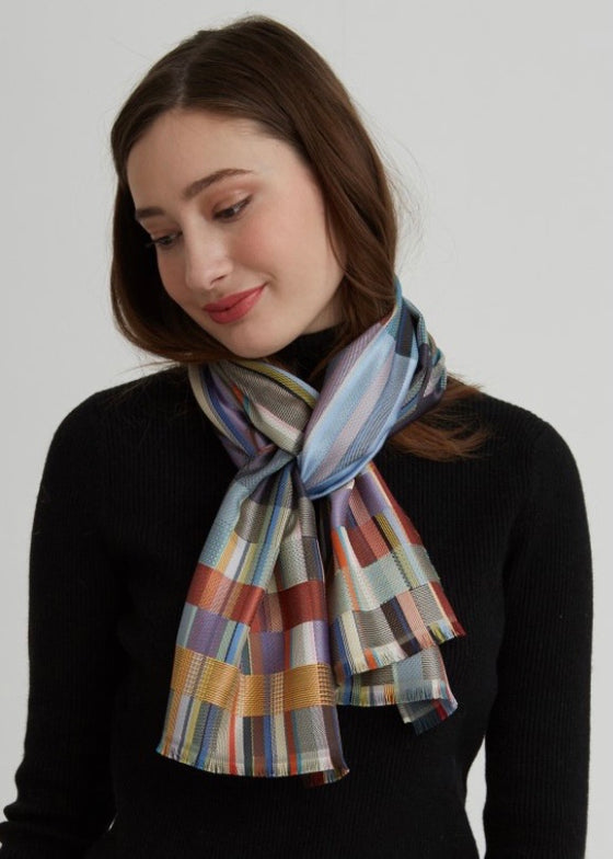 Wallace + Sewell | Sandro Heath Pure Silk Scarf