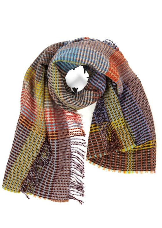 Wallace + Sewell | Agatha Blanket Wrap