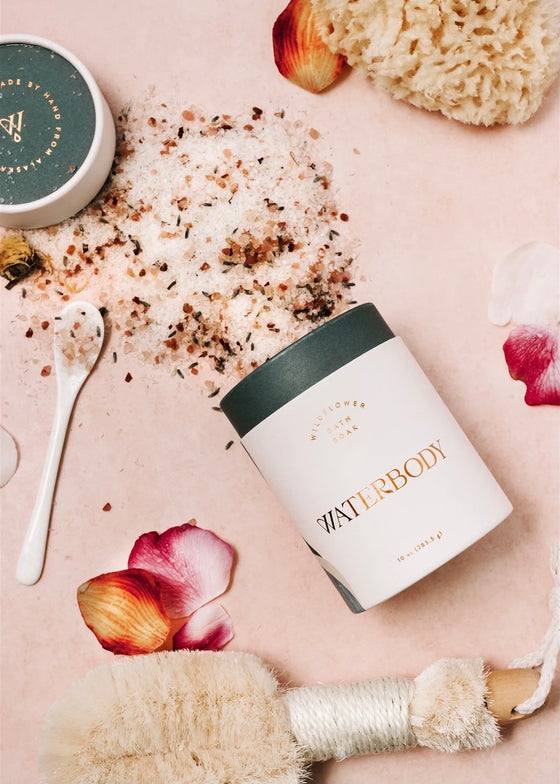 Waterbody | Wildflower Bath Soak