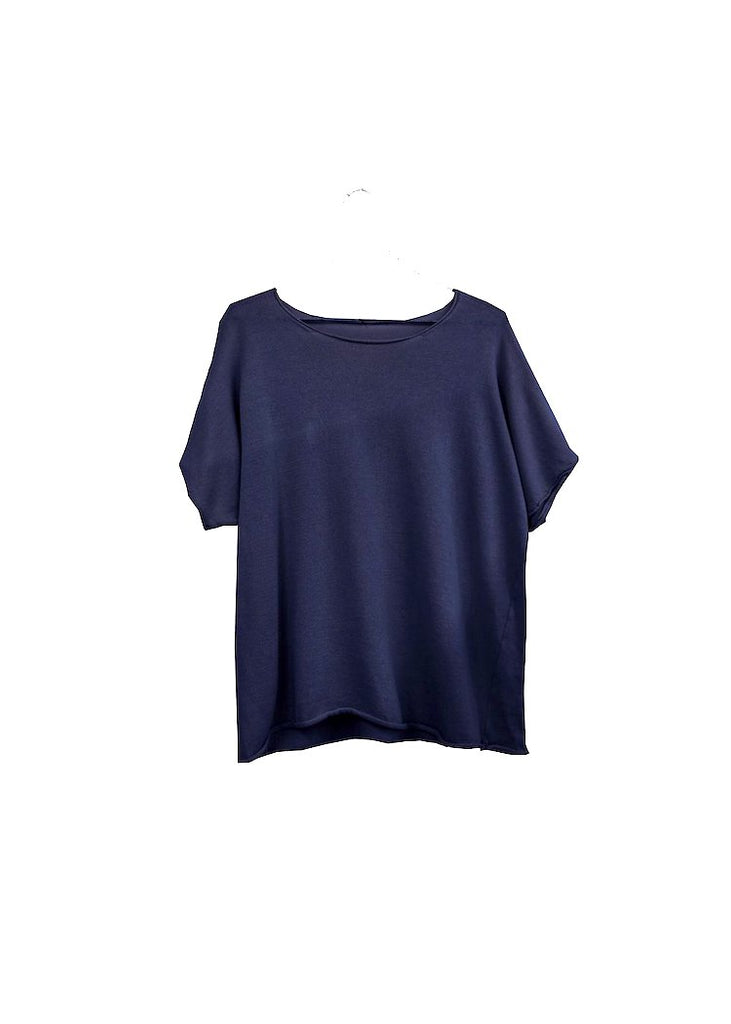 It Is Well | Short Sleeve Boxy Sweater
