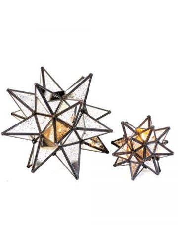 Star Antique Votive | Mini