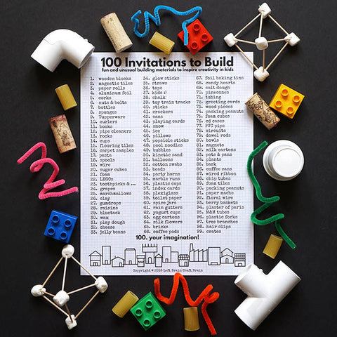101 Invitations to Build