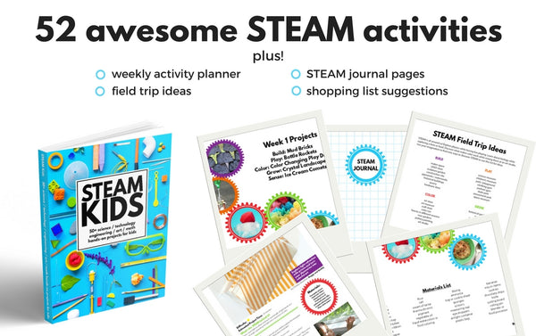 STEAM Kids Valentine's Day Ebook Bundle