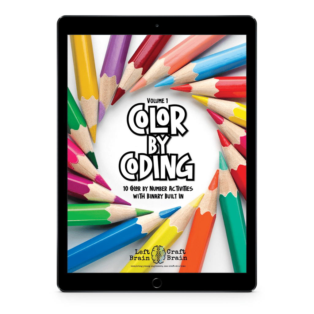 Color by Coding Ebook - Volume 1
